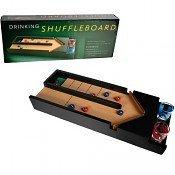 Alkoholická hra Shuffleboard