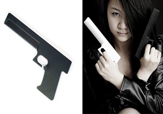 Hřeben pistol