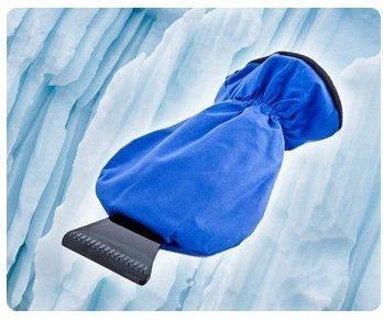 Rukavice škrabka na led