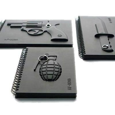 Vojenské poznámky - Nůž