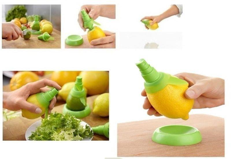 Citrus spray - citrónový sprej