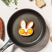 Silikonové formy na vajíčka - králík