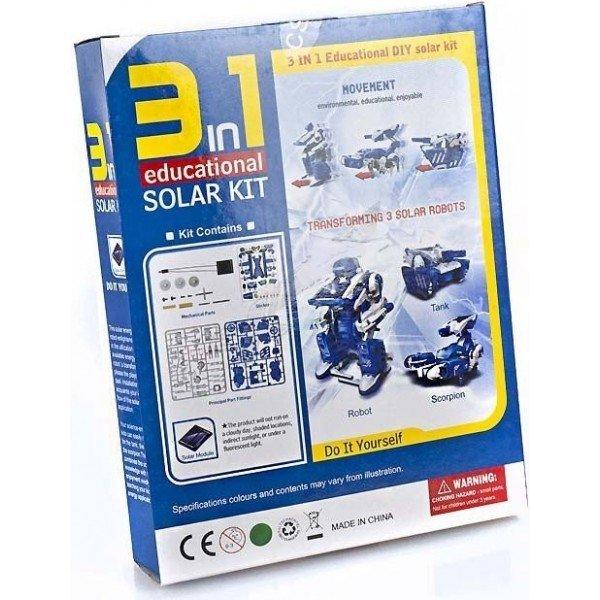SolarBot 3v1
