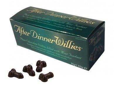 Bonboniéra čokoládové penisy