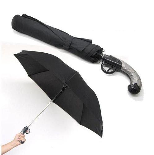 Vystřelující deštník - pistol