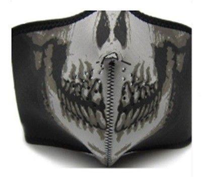 Termo maska kostlivec