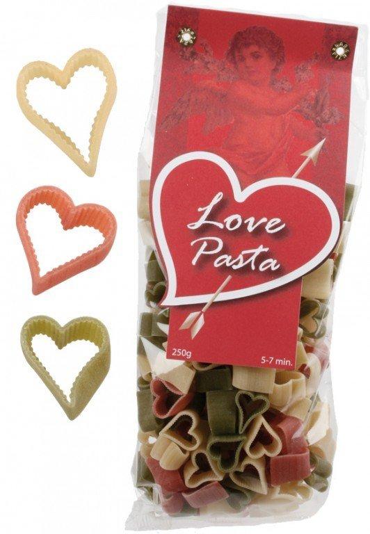 Těstoviny pro zamilované