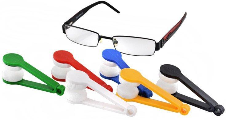 Čistič na brýle
