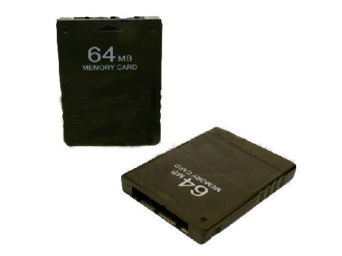 Paměťová karta 64 MB pro PS2