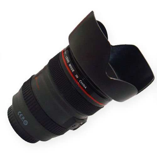 Hrnek objektiv Lens cup light