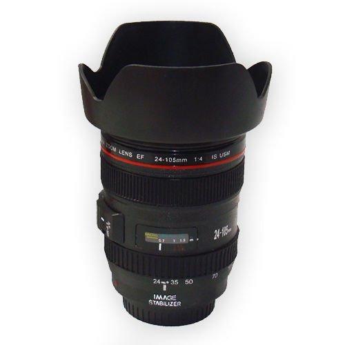 Hrnek objektiv Lens cup light