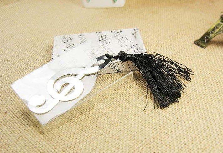 Záložka do knihy houslový klíč