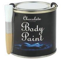 Body čokoláda v plechovce