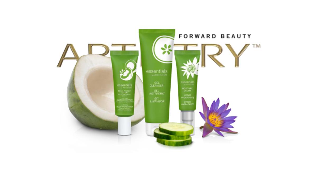 Osvěžení, regenerace a zdokonalení vzhledu pleti s novým essentials by ARTISTRY™ Ochranným mlékem SPF 30