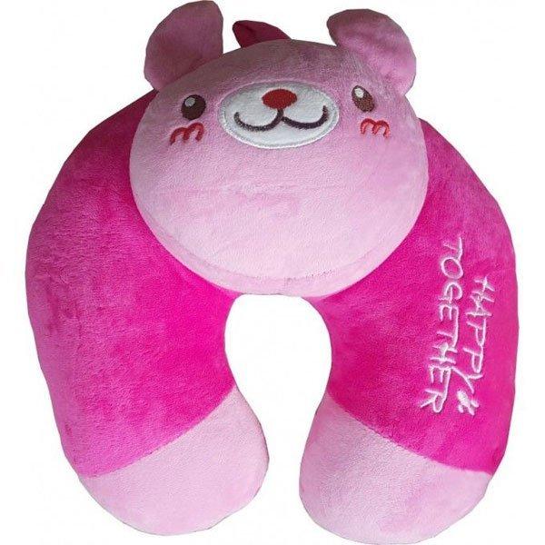 Cestovní polštářek Pokemon růžový