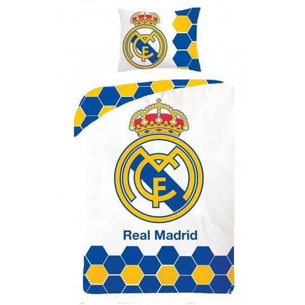Povlečení Real Madrid 140/200, 70/90