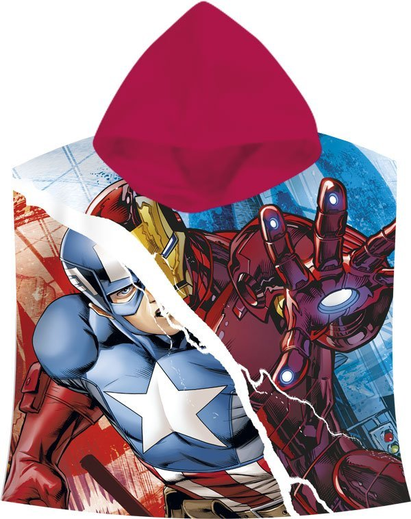 Pončo Avengers 60/120