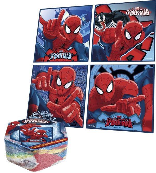 Magický ručníček Spiderman 30/30