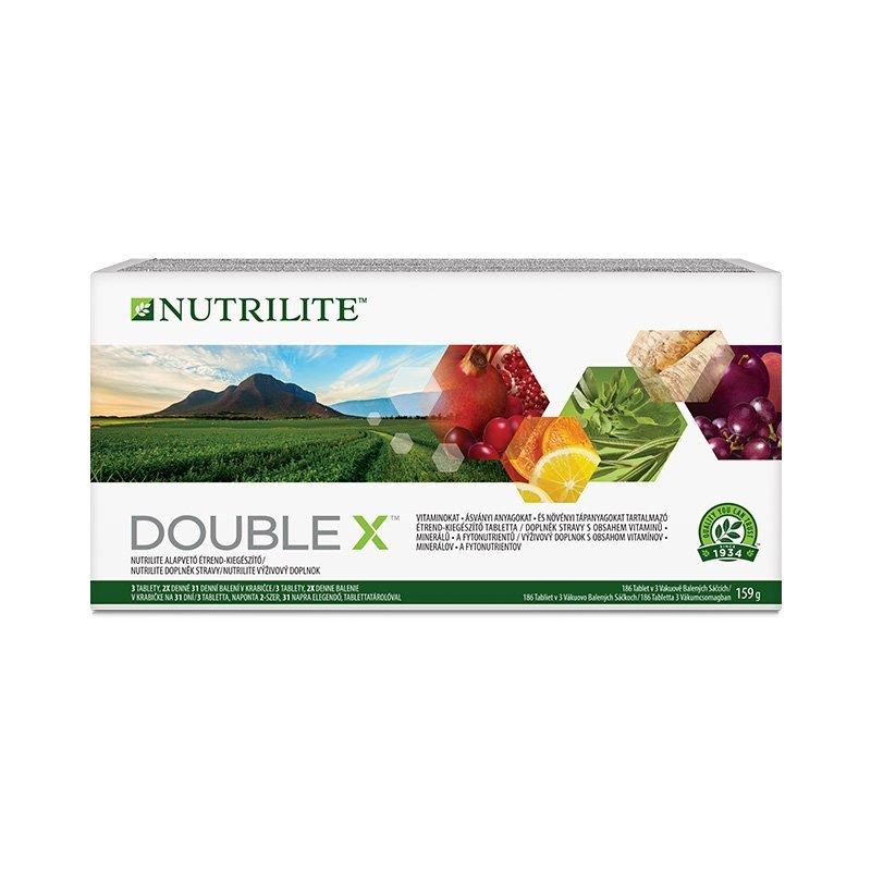Standardní balení NUTRILITE™ DOUBLE X™ 186 tablet