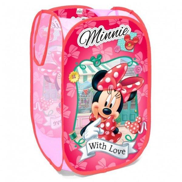 Koš na hračky Minnie Mouse