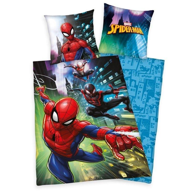 Povlečení Spiderman 140/200, 70/90