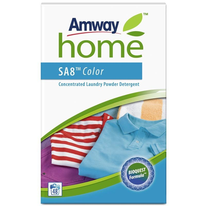 Prací prášek na barevné prádlo AMWAY HOME™ SA8™ Color 3 kg