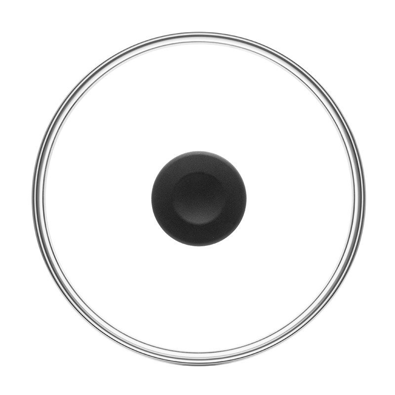 Skleněná poklička na pánev s nepřilnavým povrchem (20 cm) iCook™