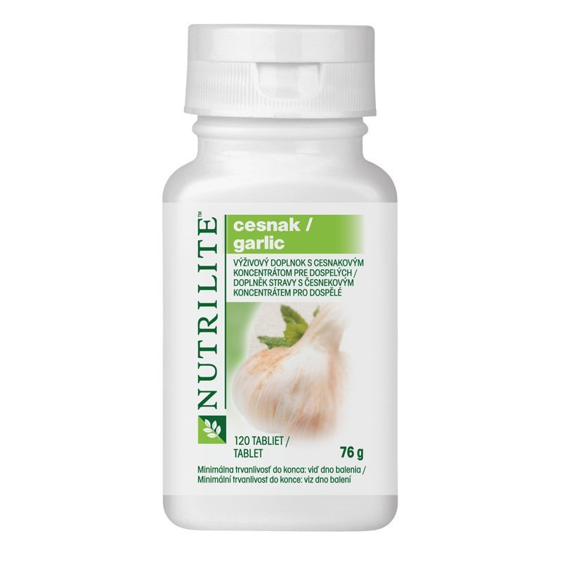Garlic NUTRILITE™ 120 tablet