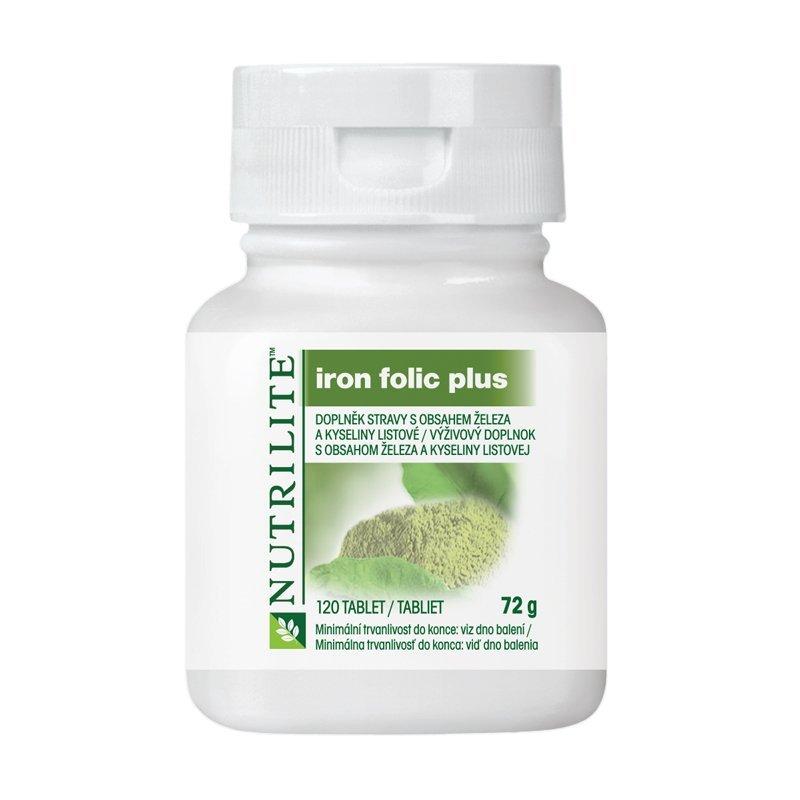 Iron Folic Plus NUTRILITE™ 120 tablet