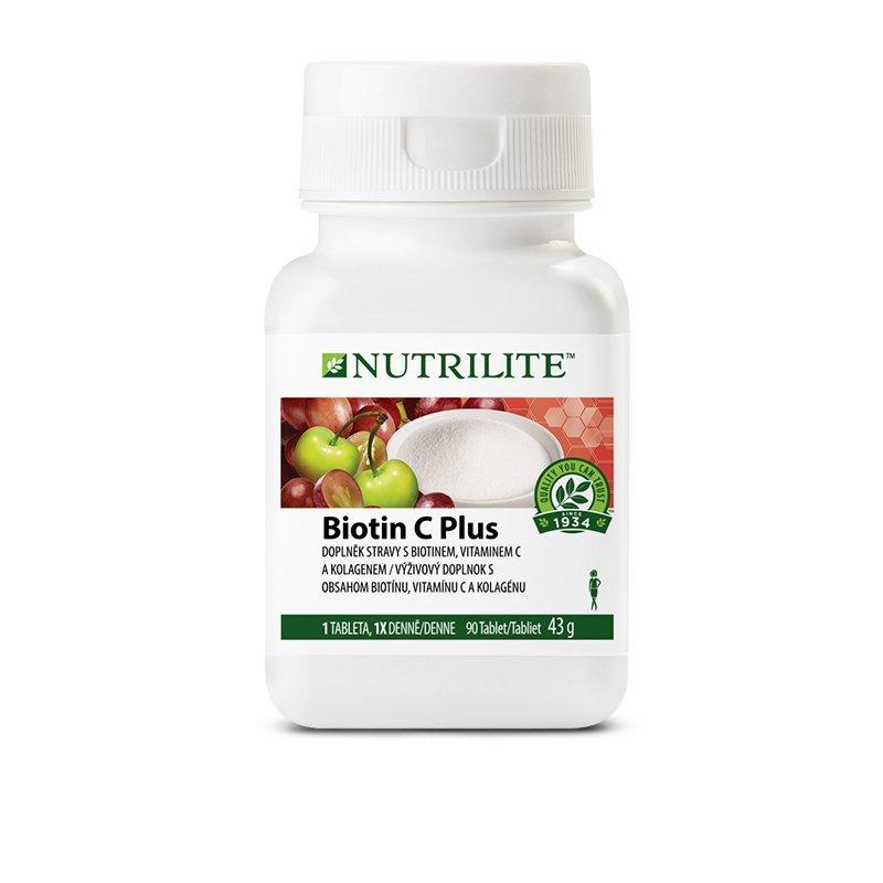 Biotin C Plus NUTRILITE™ 90 tablet