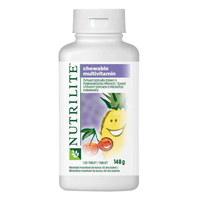 Chewable Multivitamin NUTRILITE™ 120 tablet