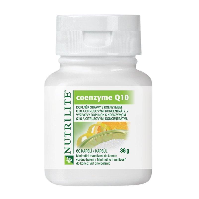 Coenzyme Q10 NUTRILITE™ 60 tablet - varianta obalu do 2017
