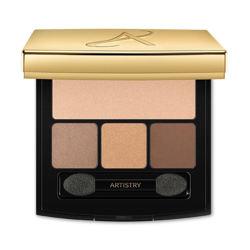 Sada Palety očních stínů a pouzdra ARTISTRY SIGNATURE COLOR™ Spice Bronze