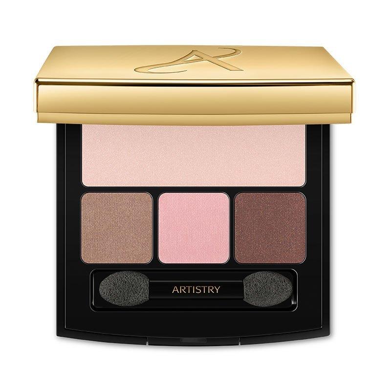 Sada Palety očních stínů a pouzdra ARTISTRY SIGNATURE COLOR™ Pink Chocolate