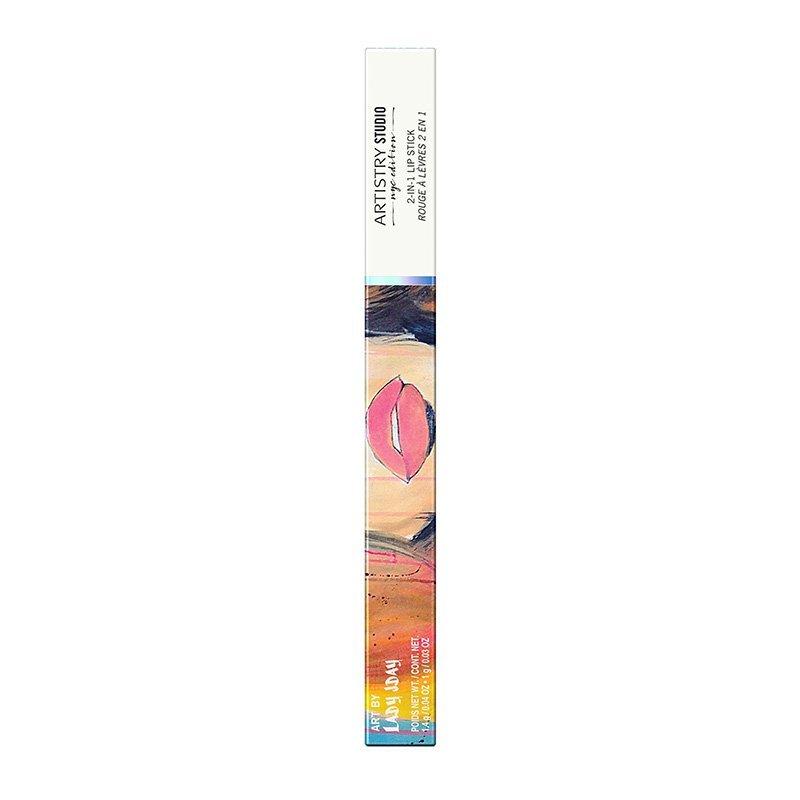 Rtěnka 2v1 ARTISTRY STUDIO™ NYC 1,4 g - Park Avenue Pink obal