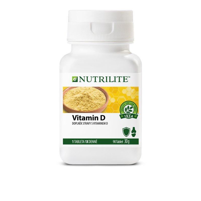 Vitamin D NUTRILITE™ - 90 tablet