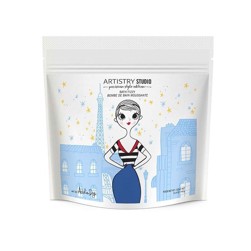 Koupelová bomba ARTISTRY STUDIO™ Paris 3 x 113 g