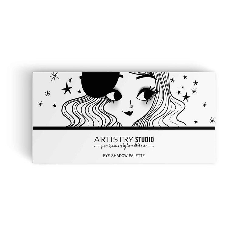 Paleta očních stínů ARTISTRY STUDIO™ Paris Macarons 4 g