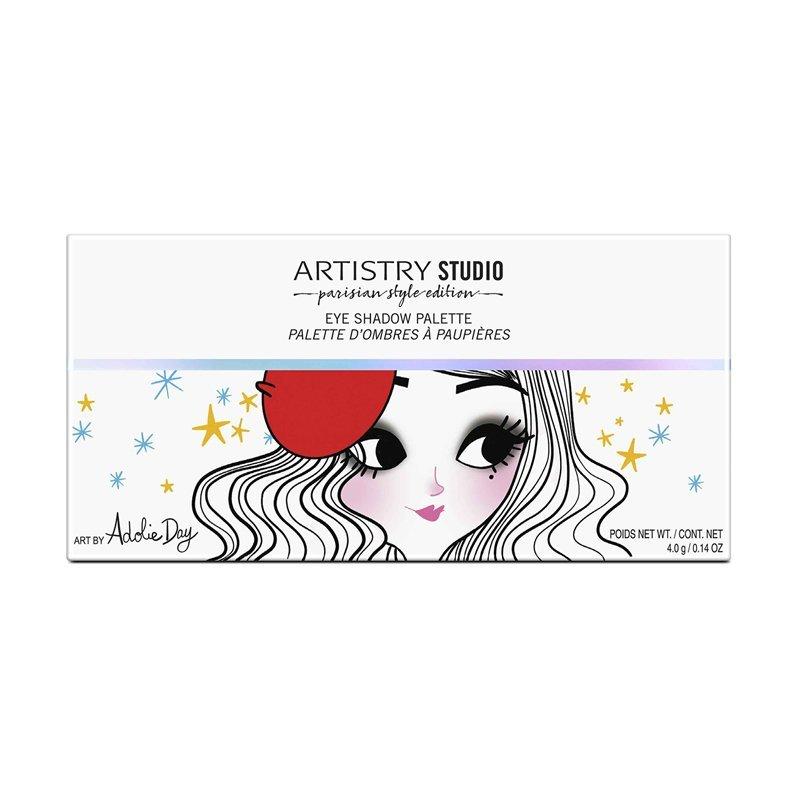 Paleta očních stínů ARTISTRY STUDIO™ Paris City of Lights 4 g