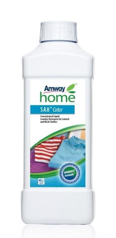 AMWAY HOME™ SA8™ Color Koncentrovaný prací prostředek na barevné a tmavé prádlo