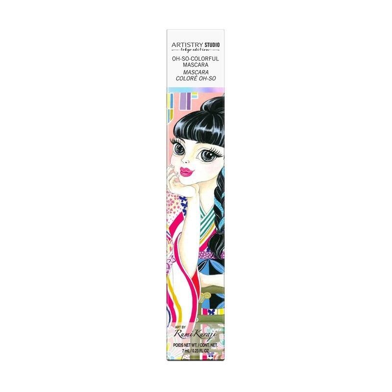 Barevná řasenka Oh-So-Colorful ARTISTRY STUDIO™ Tokyo Harajuku Brown
