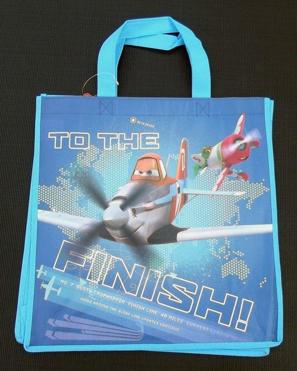Dětská nákupní taška Planes Finish 32 cm