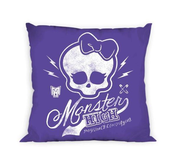 Povlak na polštářek Monster High fialová 40/40