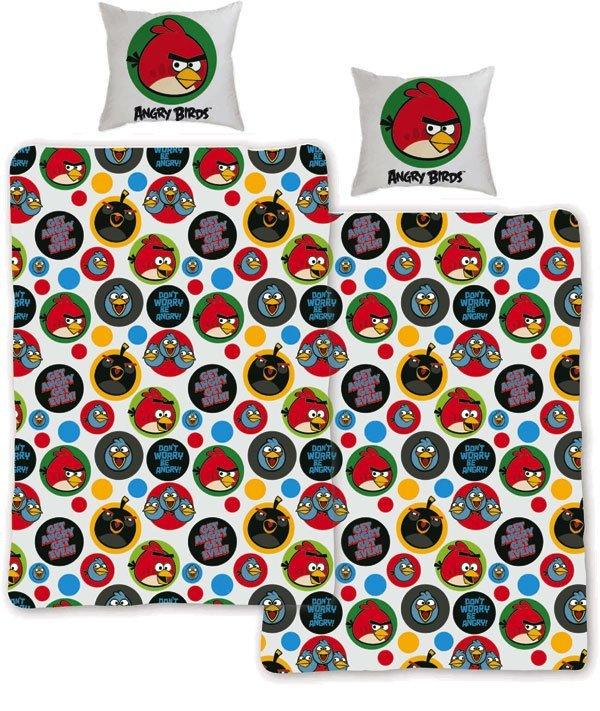 Povlečení Angry Birds Get 140/200
