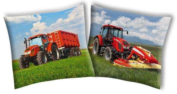 Povlak na polštářek Traktor Zetor 3 35/35