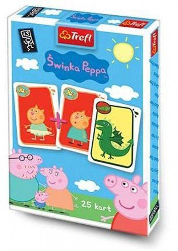 Karty Černý Petr Prasátko Peppa Pig