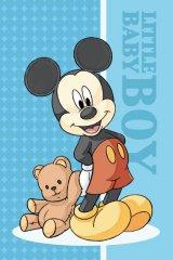 Dětský ručník Mickey Baby 60/40