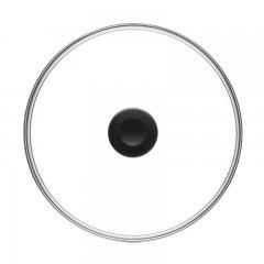 Skleněná poklička na pánev s nepřilnavým povrchem (25 cm) iCook™