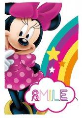 Fleece deka Minnie Smile 100/150