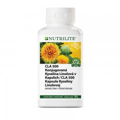 CLA 500 Konjugovaná kyselina linolová v kapslích NUTRILITE™ 180 tablet
